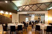A Sant Sadurní d'Anoia központjában található, Michelin Guide ajánlású Cal Blay borétterem